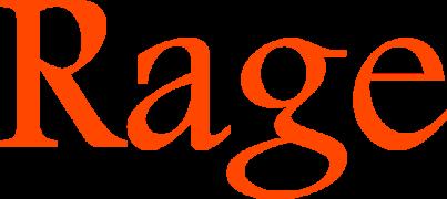 Rage Models Footer Logo